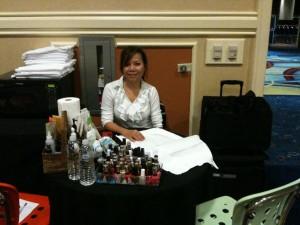 Corporate Event Manicures