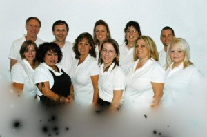 Mobile Massage Los Angeles Staff