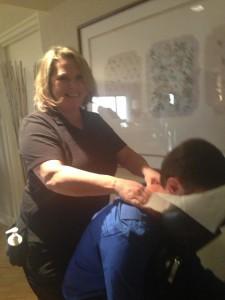 Spa Parties Massage
