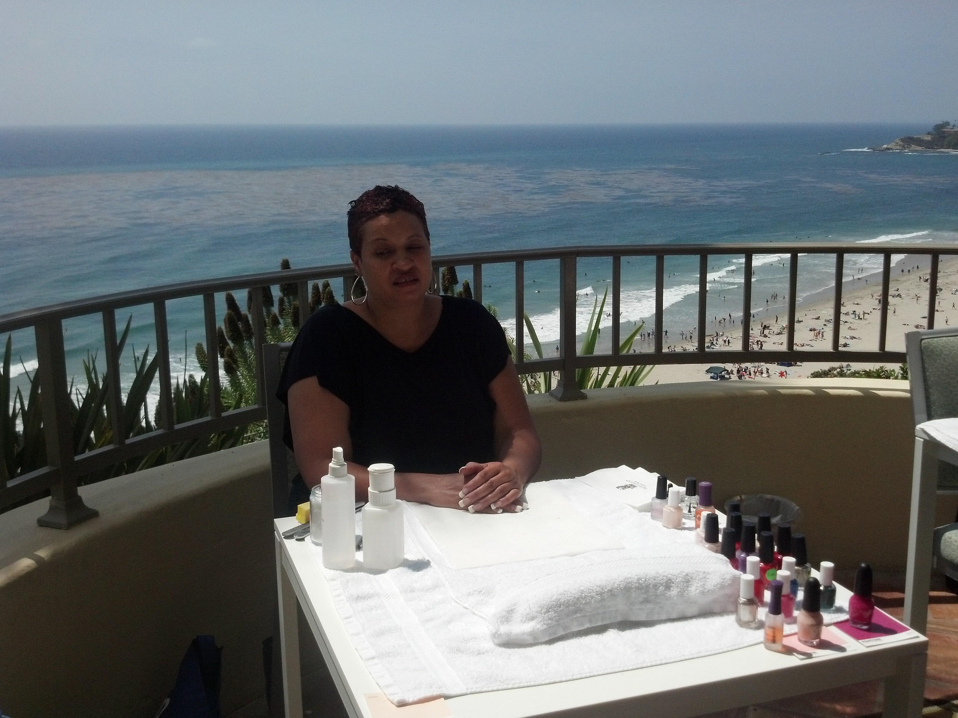 Mobile Nails - Mobile Massage Los Angeles 602-448-6836