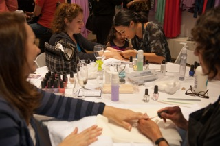 Cororate Events Manicures